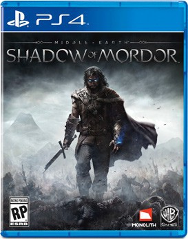 Middle-Earth: Shadow of Mordor - Средиземье: Тени Мордора (PS4) - PS4, Xbox One, PS 3, PS Vita, Xbox 360, PSP, 3DS, PS2, Move, KINECT, Обмен игр и др.