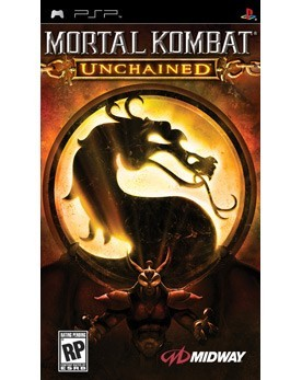Mortal Kombat: Unchained (PSP) - PS4, Xbox One, PS 3, PS Vita, Xbox 360, PSP, 3DS, PS2, Move, KINECT, Обмен игр и др.