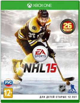NHL 15 (Xbox One) - PS4, Xbox One, PS 3, PS Vita, Xbox 360, PSP, 3DS, PS2, Move, KINECT, Обмен игр и др.