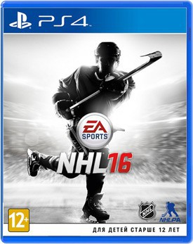 NHL 16 (PS4) - PS4, Xbox One, PS 3, PS Vita, Xbox 360, PSP, 3DS, PS2, Move, KINECT, Обмен игр и др.