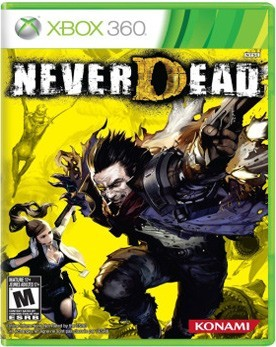 Neverdead (Xbox 360) - PS4, Xbox One, PS 3, PS Vita, Xbox 360, PSP, 3DS, PS2, Move, KINECT, Обмен игр и др.