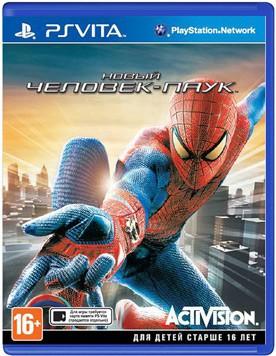 Новый Человек-паук (PS Vita) - PS4, Xbox One, PS 3, PS Vita, Xbox 360, PSP, 3DS, PS2, Move, KINECT, Обмен игр и др.