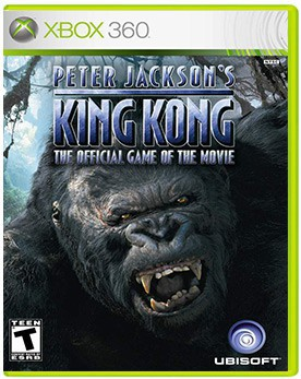 Peter Jackson's King Kong (Xbox 360) - PS4, Xbox One, PS 3, PS Vita, Xbox 360, PSP, 3DS, PS2, Move, KINECT, Обмен игр и др.