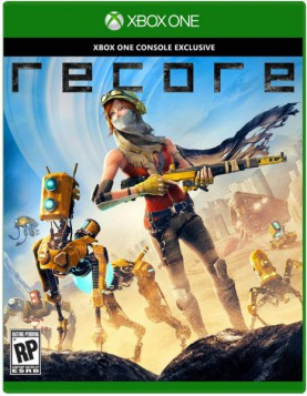 recore (Xbox One) - PS4, Xbox One, PS 3, PS Vita, Xbox 360, PSP, 3DS, PS2, Move, KINECT, Обмен игр и др.