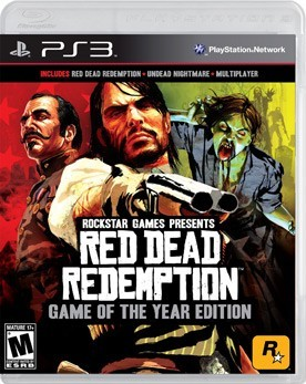 Red Dead Redemption: Game Of The Year Edition (Издание игра года) (PS3) - PS4, Xbox One, PS 3, PS Vita, Xbox 360, PSP, 3DS, PS2, Move, KINECT, Обмен игр и др.