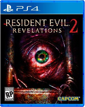 Resident Evil: Revelations 2 (PS4) - PS4, Xbox One, PS 3, PS Vita, Xbox 360, PSP, 3DS, PS2, Move, KINECT, Обмен игр и др.