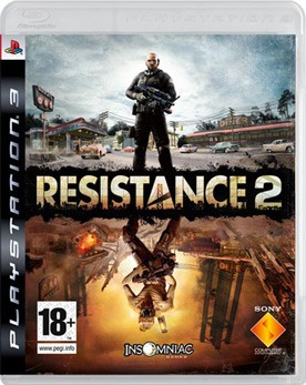 Resistance 2 (PS3) - PS4, Xbox One, PS 3, PS Vita, Xbox 360, PSP, 3DS, PS2, Move, KINECT, Обмен игр и др.