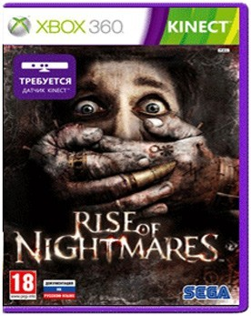 Rise of Nightmares (Xbox 360) - PS4, Xbox One, PS 3, PS Vita, Xbox 360, PSP, 3DS, PS2, Move, KINECT, Обмен игр и др.