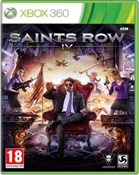 Saints Row 4 (Saints Row IV) (Xbox 360) - PS4, Xbox One, PS 3, PS Vita, Xbox 360, PSP, 3DS, PS2, Move, KINECT, Обмен игр и др.