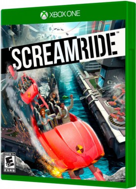 Scream Ride (Xbox One) - PS4, Xbox One, PS 3, PS Vita, Xbox 360, PSP, 3DS, PS2, Move, KINECT, Обмен игр и др.