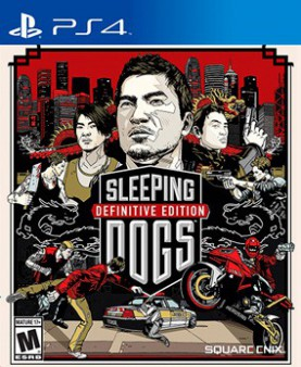 Sleeping Dogs: Definitive Edition (PS4) - PS4, Xbox One, PS 3, PS Vita, Xbox 360, PSP, 3DS, PS2, Move, KINECT, Обмен игр и др.