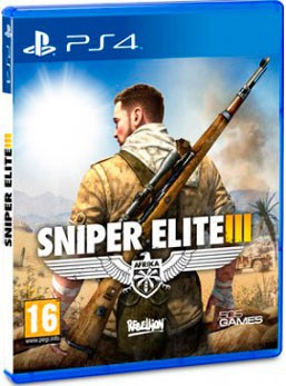 Sniper Elite 3 (PS4) - PS4, Xbox One, PS 3, PS Vita, Xbox 360, PSP, 3DS, PS2, Move, KINECT, Обмен игр и др.