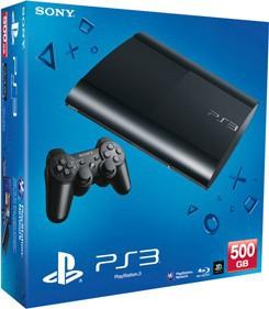Игровая Приставка Sony PlayStation 3 Super Slim (500 Gb) - PS4, Xbox One, PS 3, PS Vita, Xbox 360, PSP, 3DS, PS2, Move, KINECT, Обмен игр и др.