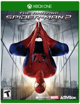 The Amazing Spider-Man 2 (Новый Человек - Паук 2) (Xbox One) - PS4, Xbox One, PS 3, PS Vita, Xbox 360, PSP, 3DS, PS2, Move, KINECT, Обмен игр и др.