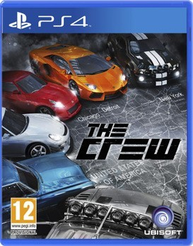 The Crew (PS4) - PS4, Xbox One, PS 3, PS Vita, Xbox 360, PSP, 3DS, PS2, Move, KINECT, Обмен игр и др.