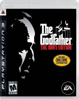 The Godfather: The Don's Edition (PS3) - PS4, Xbox One, PS 3, PS Vita, Xbox 360, PSP, 3DS, PS2, Move, KINECT, Обмен игр и др.
