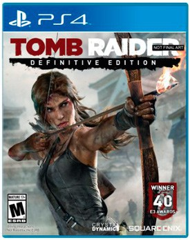 Tomb Raider Definitive Edition (PS4) - PS4, Xbox One, PS 3, PS Vita, Xbox 360, PSP, 3DS, PS2, Move, KINECT, Обмен игр и др.