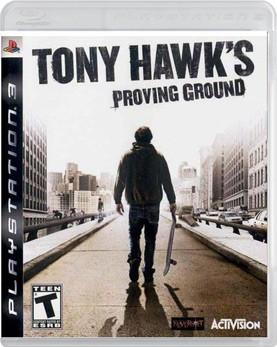 Tony Hawk's Proving Ground (PS3) - PS4, Xbox One, PS 3, PS Vita, Xbox 360, PSP, 3DS, PS2, Move, KINECT, Обмен игр и др.