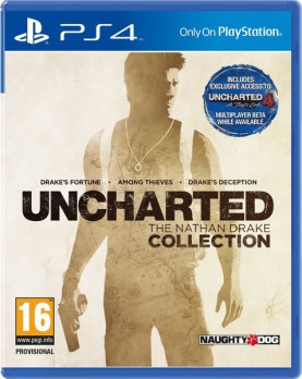 Uncharted: The Nathan Drake Collection (PS4) - PS4, Xbox One, PS 3, PS Vita, Xbox 360, PSP, 3DS, PS2, Move, KINECT, Обмен игр и др.