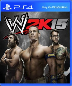 WWE 2K15 (PS4) - PS4, Xbox One, PS 3, PS Vita, Xbox 360, PSP, 3DS, PS2, Move, KINECT, Обмен игр и др.