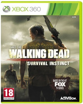Walking Dead. Инстинкт выживания (Xbox 360) - PS4, Xbox One, PS 3, PS Vita, Xbox 360, PSP, 3DS, PS2, Move, KINECT, Обмен игр и др.