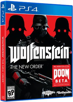 Wolfenstein: The New Order (PS4) - PS4, Xbox One, PS 3, PS Vita, Xbox 360, PSP, 3DS, PS2, Move, KINECT, Обмен игр и др.