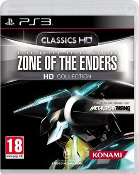 Zone of the Enders HD Collection + MetalGear Rising (demo) (PS3) - PS4, Xbox One, PS 3, PS Vita, Xbox 360, PSP, 3DS, PS2, Move, KINECT, Обмен игр и др.