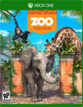 Zoo Tycoon (Xbox One) - PS4, Xbox One, PS 3, PS Vita, Xbox 360, PSP, 3DS, PS2, Move, KINECT, Обмен игр и др.