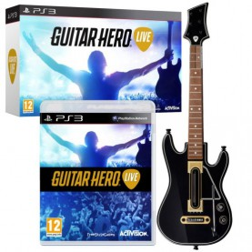 Guitar Hero Live Bundle (PS3)  - PS4, Xbox One, PS 3, PS Vita, Xbox 360, PSP, 3DS, PS2, Move, KINECT, Обмен игр и др.
