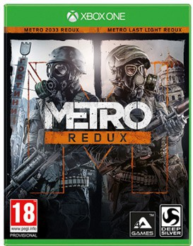 Метро 2033: Возвращение (Xbox One) - PS4, Xbox One, PS 3, PS Vita, Xbox 360, PSP, 3DS, PS2, Move, KINECT, Обмен игр и др.