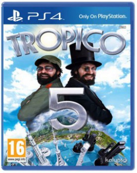 Tropico 5 (PS4) - PS4, Xbox One, PS 3, PS Vita, Xbox 360, PSP, 3DS, PS2, Move, KINECT, Обмен игр и др.