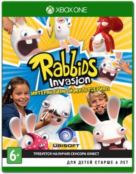 Rabbids Invasion (Xbox One) - PS4, Xbox One, PS 3, PS Vita, Xbox 360, PSP, 3DS, PS2, Move, KINECT, Обмен игр и др.