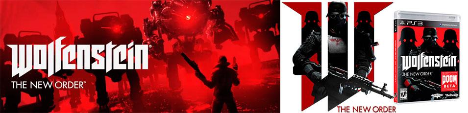 Wolfenstein The New Order для PS3